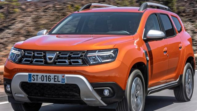 Dacia Duster makyajlandı