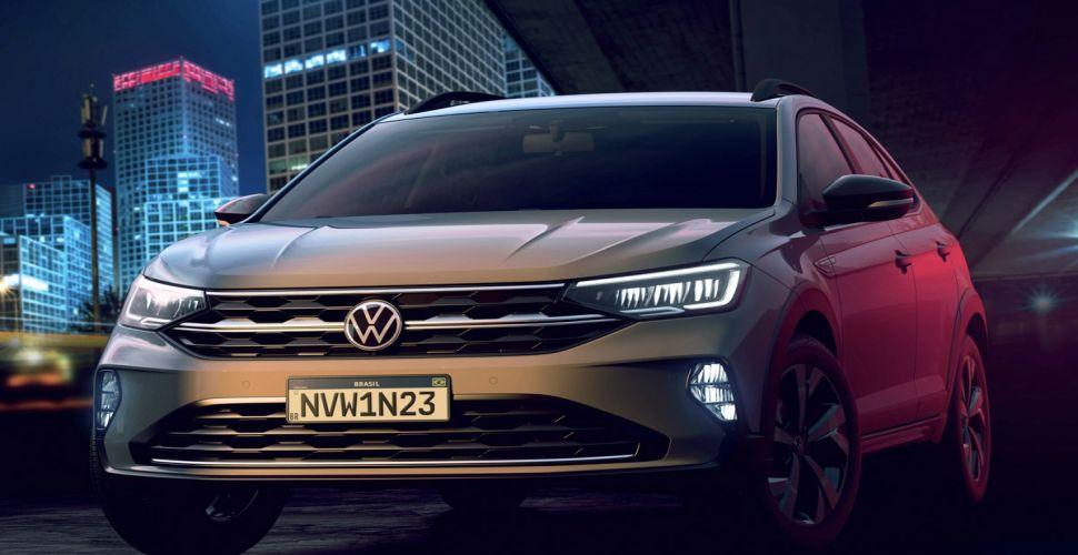 Volkswagen Nivus geliyor