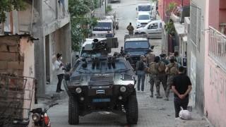 Hatay Kırıkhan'da uyuşturucu operasyonu
