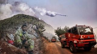 Hatay'da orman yangınları: 4 kişi gözaltına alındı